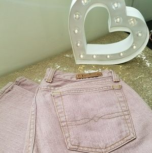 Lucky Brand Rose Colored Jeans